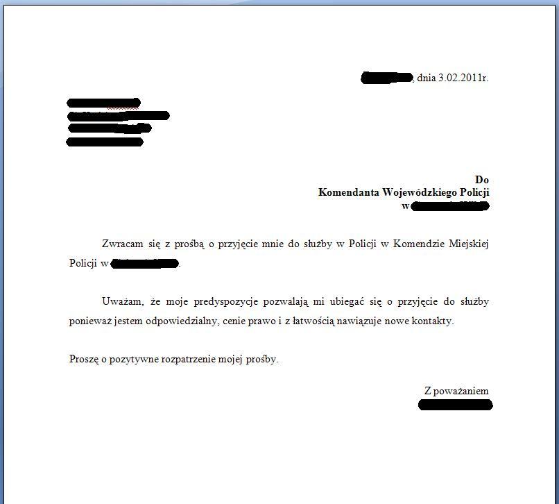 Papiery Do Policji Strona 2 Forum Kfdpl