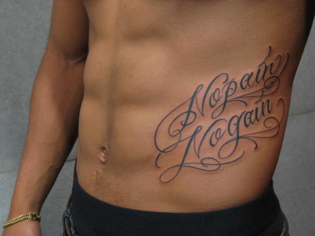 Tatuaż Męski Nad Biodrem Forum Kfdpl