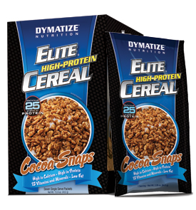 Dymatize Elite High-Protein Cereal | Supplement review