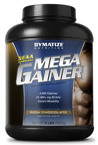 Dymatize Mega Gainer | Supplement review